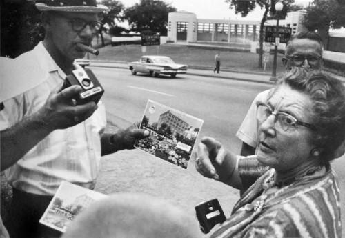 Dealy Plaza, Dallas 1964